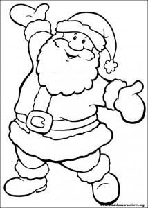 Desenhos-para-colorir-de-natal-papai-noel