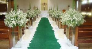 Flores para decoração de casamento qual usar