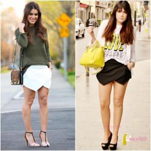 Shorts-saia-assimétrico-como-usar-e-fotos-verão