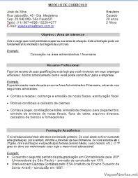 Modelo-de-Curriculum-Vitae-Pronto-Para-Preencher-imagem