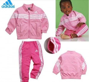 Roupas-Infantil-Adidas-Rosa