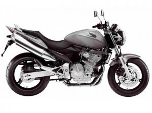 modelos-de-motos-hornet-prata