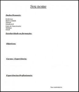 CURRÍCULO-PRIMEIRO-EMPREGO-DOWNLOAD-BASICO-SIMPLES