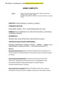Currículo-pronto-para-o-primeiro-emprego-download