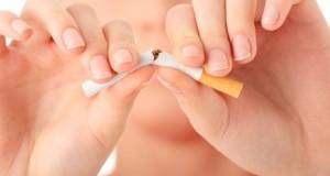 Sintomas ao parar de fumar