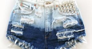 Shorts jeans é a peça chave do verão 2015