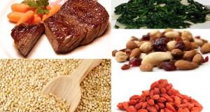 Alimentos para Combater a Anemia